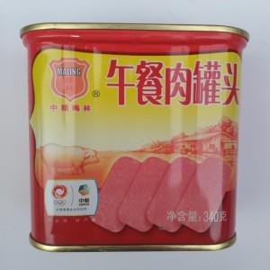 梅林午餐肉罐头340g*24罐/件