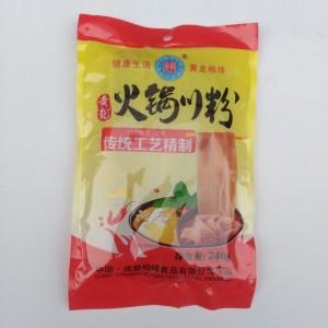 黄龙火锅川粉240g*50袋/件