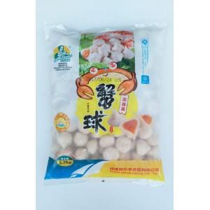 水手蟹球(仿蟹风味)2.5kg*4袋/件