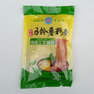 黄龙马铃薯粉条240g*50袋/件