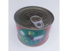 通宝无淀粉咸羊肉罐头170g*12罐/件